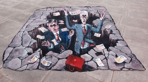 Как вылезти из долговой ямы?
